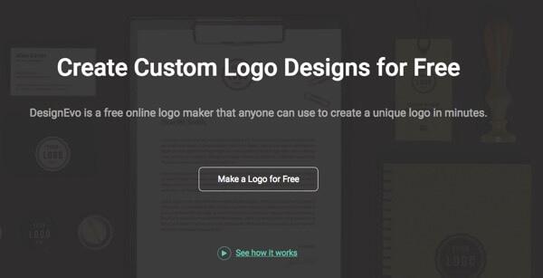 DesignEvo Logo Maker 2