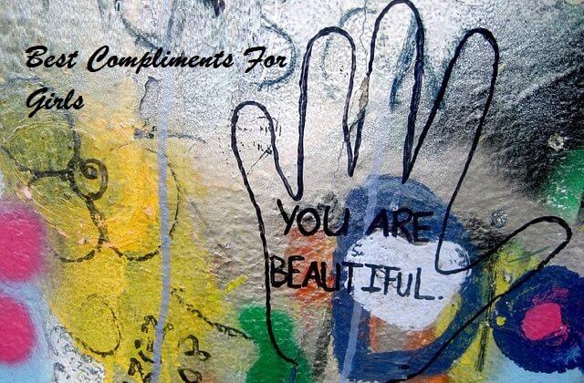 ComplimentsFor Girls