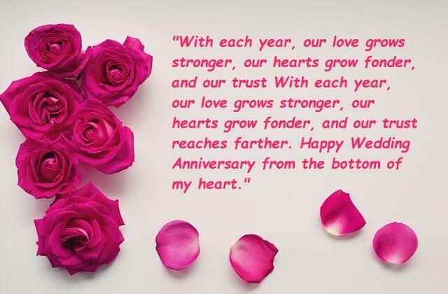 Happy Marriage Anniversary