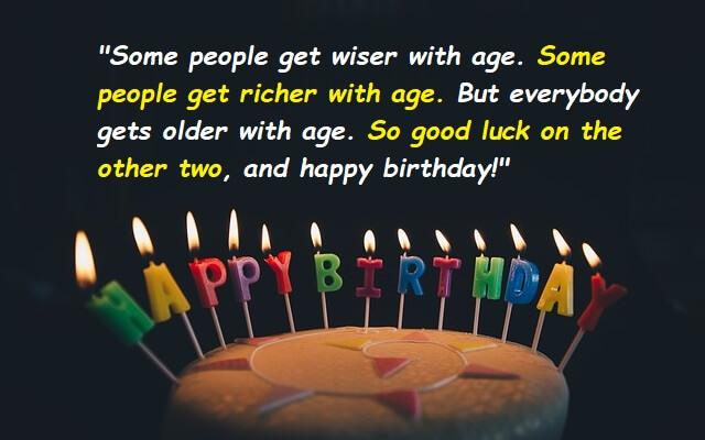 Many Many Happy Returns Of The Day For Happy Birthday