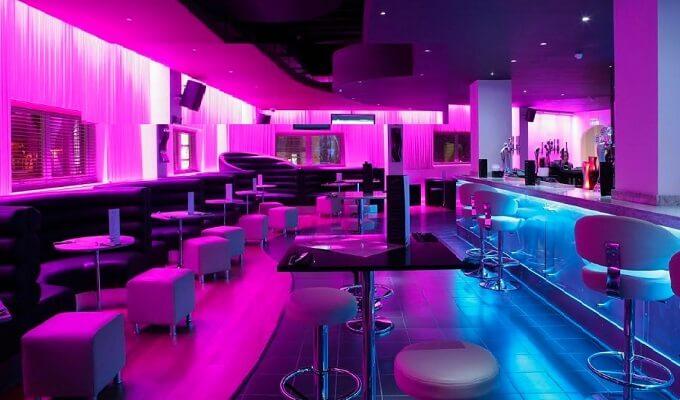 LED Ideas for Bars