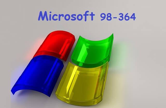 Microsoft 98-364