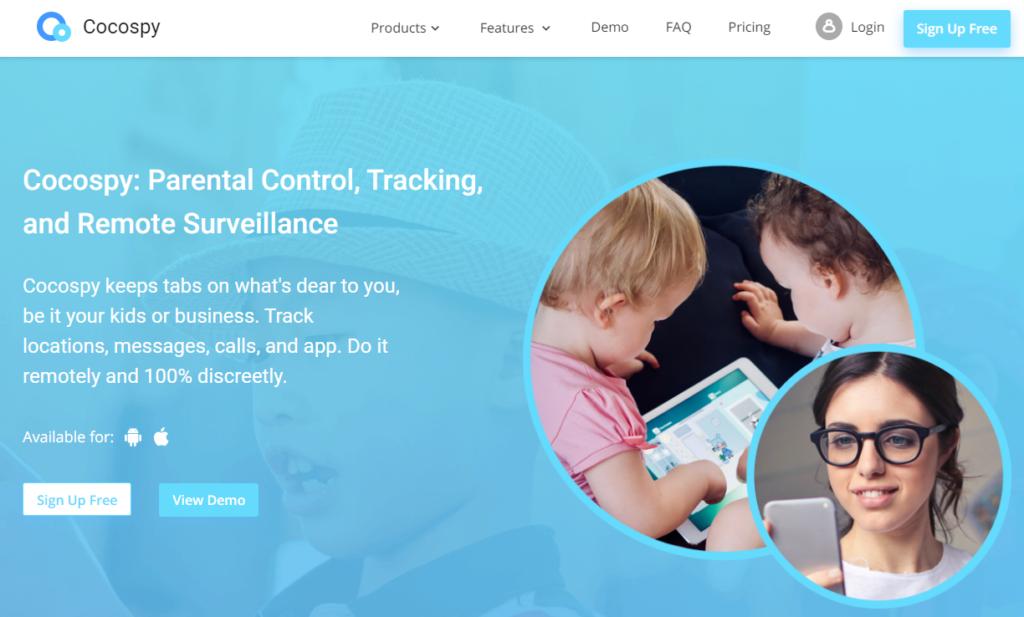 cocospy homepage