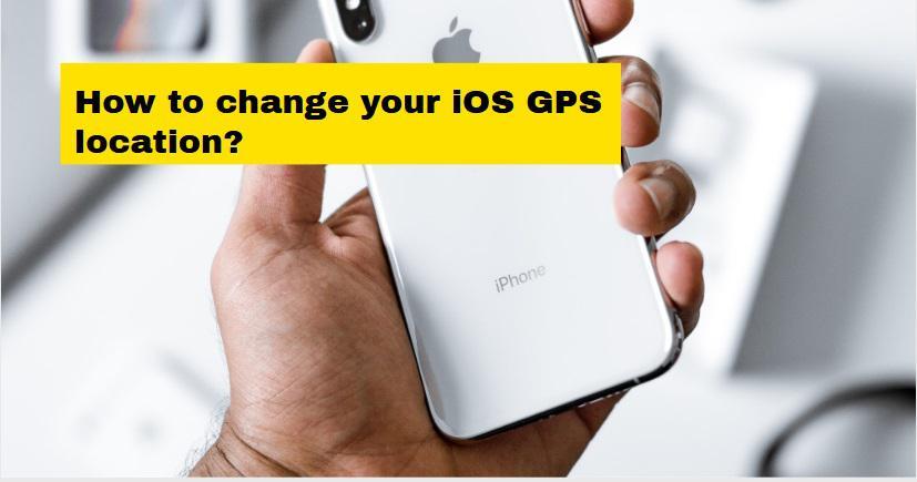 iOS GPS